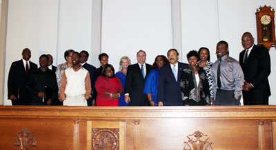 2013 Black History Month Honorees