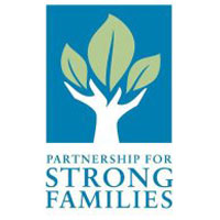 Partnership for Strong Families Logo